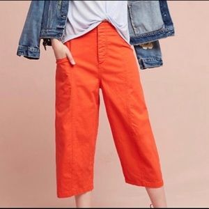 Anthropologie | Hei Hei High Tide Wide Leg Pant